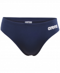 Плавки мужские Arena Solid Brief Navy/White, 2A254 75