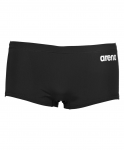 Плавки-шорты мужские Arena Solid Squared Short Black/White 2A255 055
