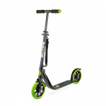 Самокат BLADE Sport Quick 205, black/green matt, черный/зеленый