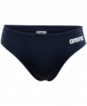 Плавки мужские Arena Solid Brief Black/White, 2A254 55