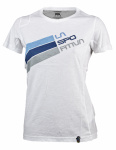 Футболка Stripe Logo T-Shirt W, White