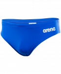 Плавки мужские Arena Solid Brief Royal/White, 2A254 072