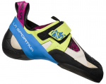 Туфли скальные LA SPORTIVA SKWAMA Woman, Apple Green/Cobalt Blue