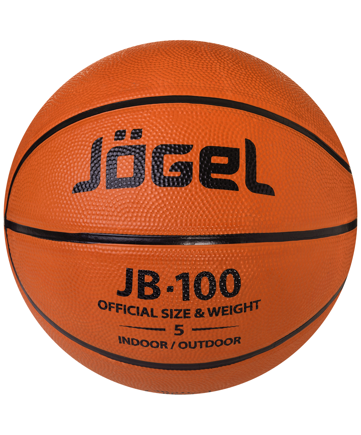 2c2461da Мяч баскетбольный Jögel JB-100 №5 (5) ― купить в Москве. Цена, фото ...