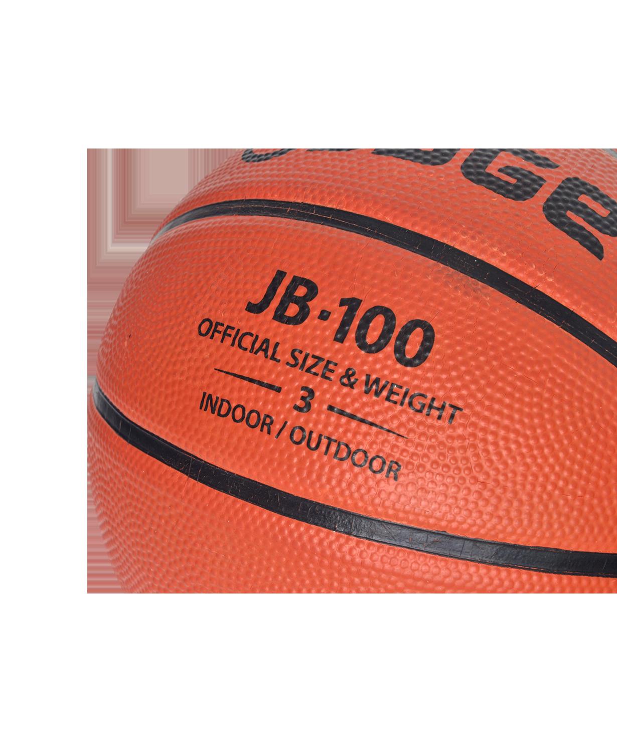 3abcb1e6 Мяч баскетбольный Jögel JB-100 №3 (3) ― купить в Москве. Цена, фото ...