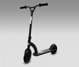 Самокат JD bug MS-808 DIRT SCOOTER BLACK