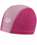 Шапочка для плавания Arena Unix JR Fuchsia/Bubble/White, полиамид, 91279 25