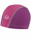 Шапочка для плавания Arena Unix JR Plum/Fuchsia/Bubble, полиамид, 91279 26