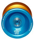 "Yo-Yo ""9,8"" General Blue/Gold"